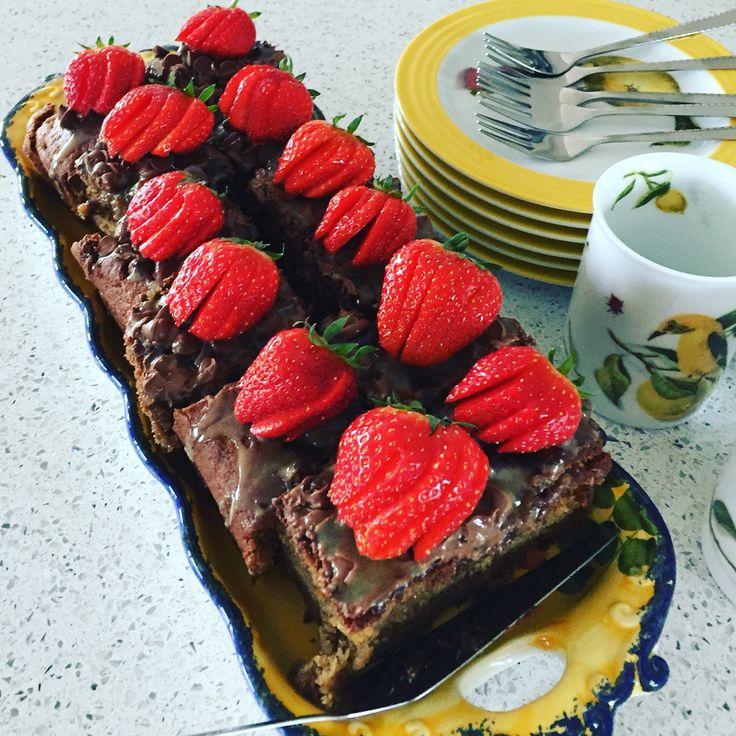 Cappuchino-kake.. uten egg og melk( men med kefir) oppskrift fra detsoteliv.no