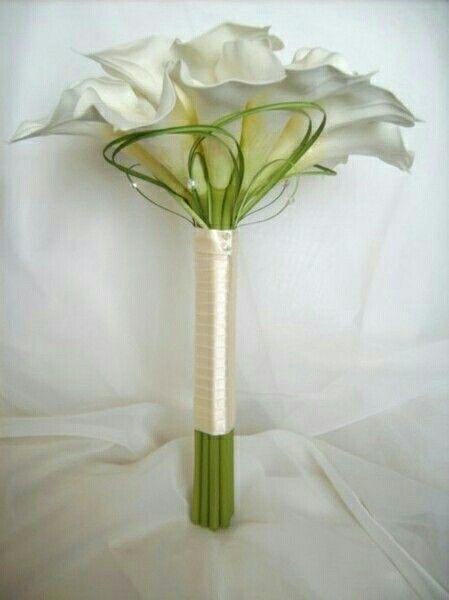 Brautstrauß color