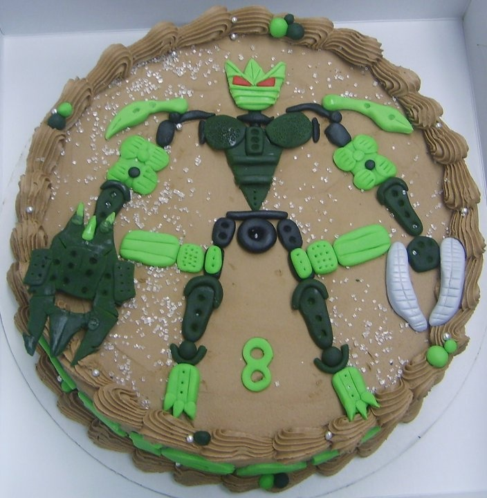 34 best bionicle theme birthday party images on pinterest - Cake surprise thermomix ...