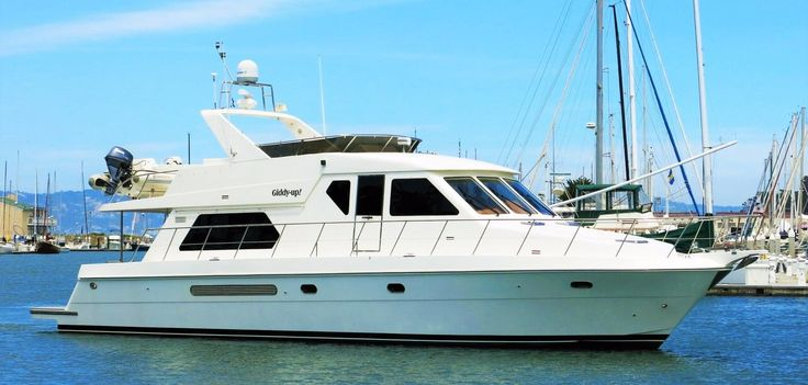 2001 Compass Yachts 55 Pilothouse Power Boat For Sale - www.yachtworld.com