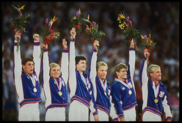 1984 us olympic gymnastics team | The Greatest Moments in Olympic Gymnastics History