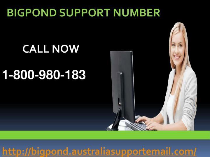 Help for setup call 1800980183 bigpond support number