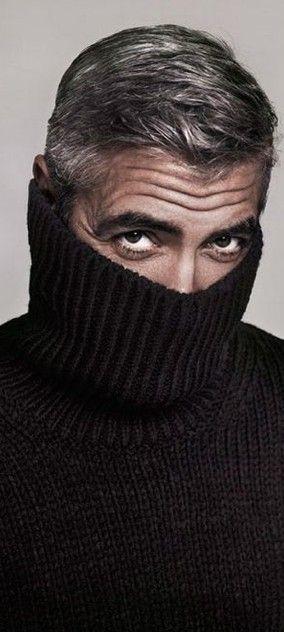 George Clooney ~ those eyes (melt)!