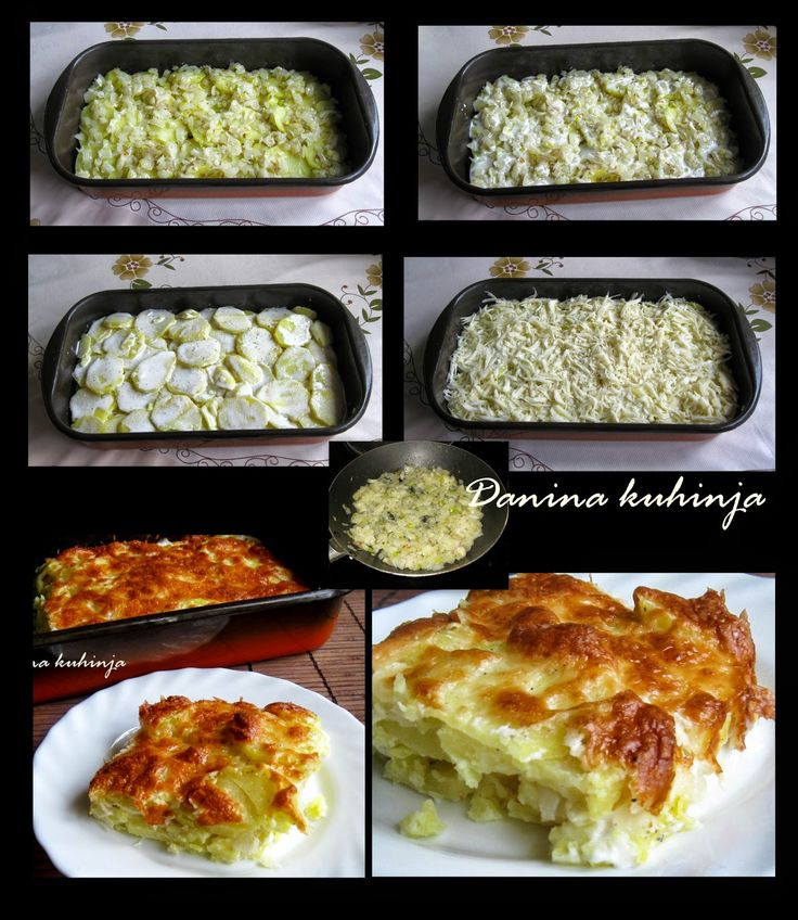 Danina kuhinja: Gratinirani krompir