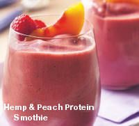 Hemp And Peach Protein Smoothie. Get this recipe and information about GOOD HEMP Natural Protein Powder and the GOOD Range of Hemp Oils, Hemp Milk alternative, Dressings and Mayonnaise's  at http://scripts.affiliatefuture.com/AFClick.asp?affiliateID=327716&merchantID=5837&programmeID=15913&mediaID=129649&tracking=&url= #diets # smoothies #hemp #weight management