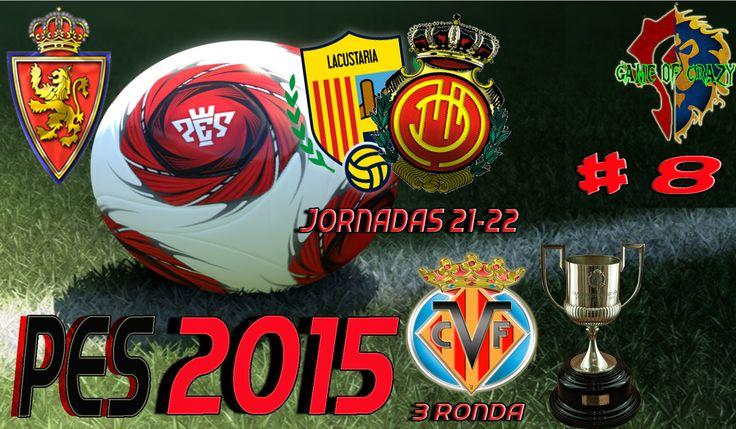 Hola Loc@s!!!  Resumen de las jornadas 21 y 22 finalizamos la 1º Vuelta del Campeonato liga Adelante.  También veremos la 3ª Ronda de Copa contra el Villarreal http://youtu.be/M5ra2Aiws_Y