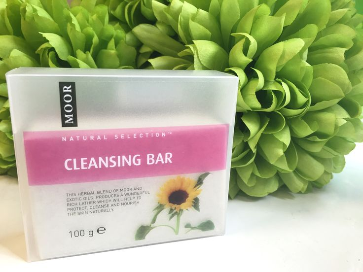 Here at Venus we only use natural products from our Moor Spa range. Our favourite that we recommend to anyone suffering with acne is the Cleansing Bar.