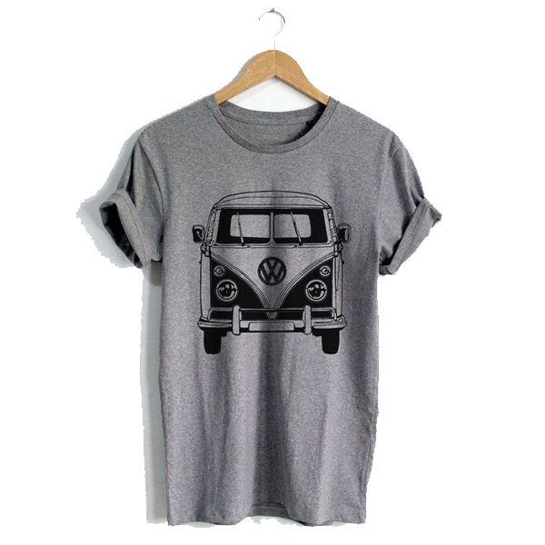 Vw T Shirt Vans T Shirt Shirts T Shirt