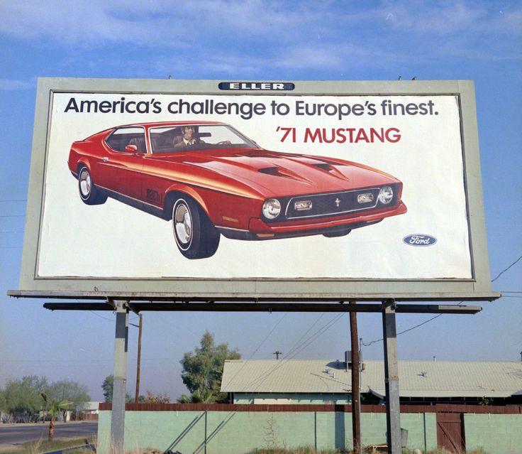 Image result for retro automotive billboard