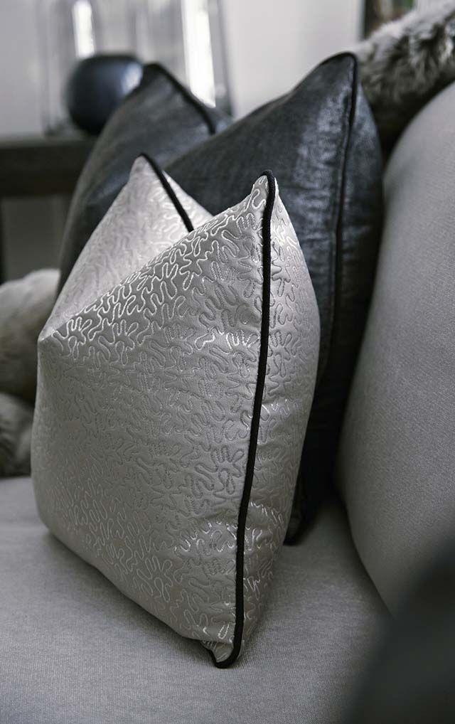 High End Designer Throw Pillows Part - 44: Boscolo | High End Luxury Interior Designers In London