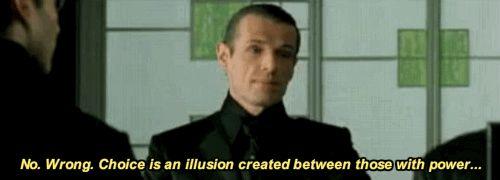 "The Merovingian, ""The Matrix"""