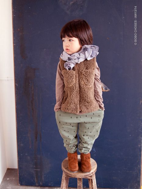 Knew this was Bobo choses right when I saw it. I want to dress Violet in it all. Someday.