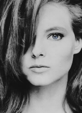 Sexy, smart, unique, real.  The one and only, Jodie Foster
