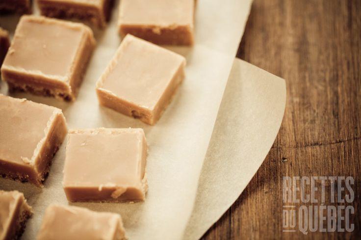 Sucre à la crème #recettesduqc #dessert