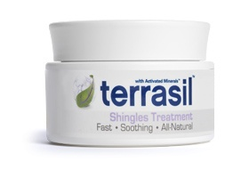 Shingles Treatment 14 gr jar $24.00 (44 gr jar $40.00) This treatment quickly kills the shingles-causing virus on the skin's surface to treat rash and pain.