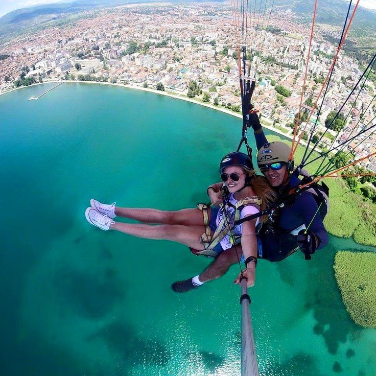 Flying over Struga and Ohrid is an icredible  experiance that you will never forget !!!