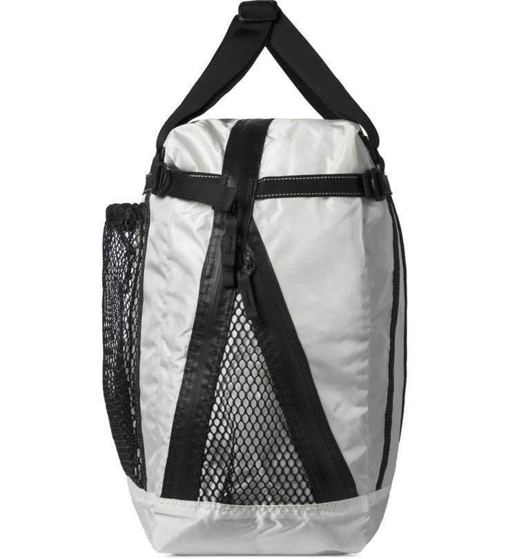 and wander White Tote Bag