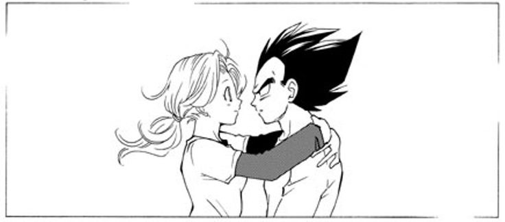 vegeta and bulma dating Bulma first met vegeta on namek and she was scared of him after namek, she was not that scared anymore at the time she was still dating yamcha goku then met vegata and bulmas son trunks.