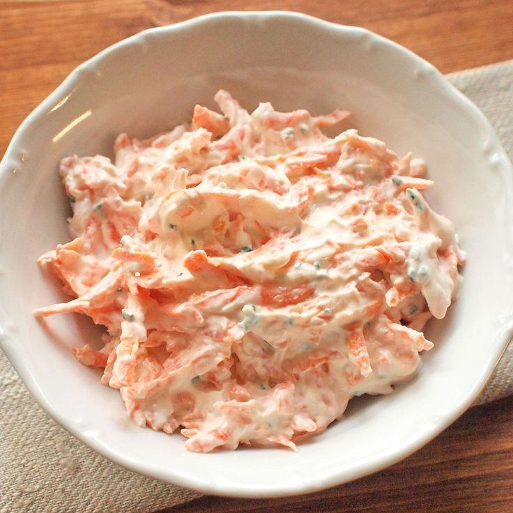 Recept Lehká mrkvová pomazánka