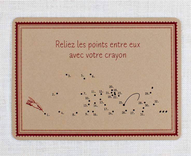 #remerciements #idées #thankyoucards #wedding #ludicactivity