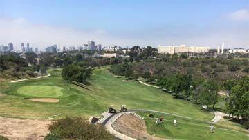 Executive Course at Balboa Park Golf Course, 2600 Golf Course Dr., San Diego, CA