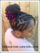 Braids, Twists, and Cornrows   Natural Hair Kids
