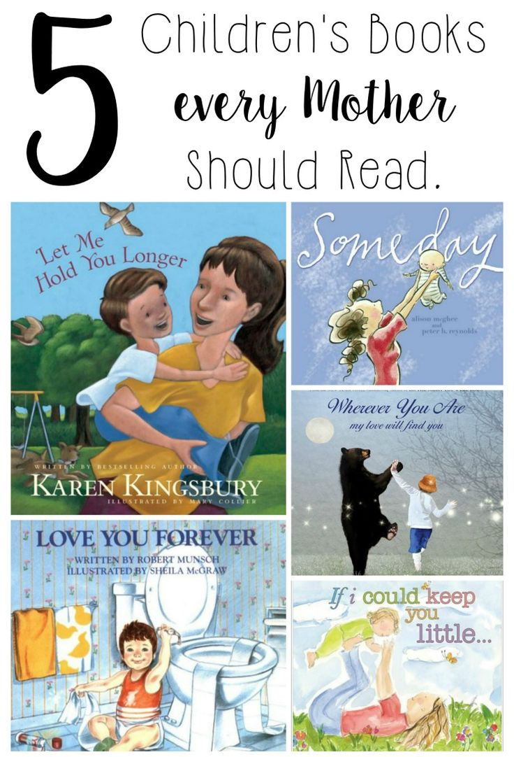 5 Children's Books every Mother Should Read