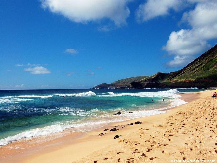 Sandy Beach, Hawaii:  Coast, Honolulu Beaches,  Seacoast,  Sea-Coast, Dream Wedding, Honolulu Hawaii, Hawaiian Beaches, Beaches Honolulu, Beaches Pictures