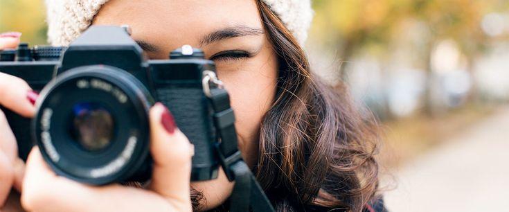 Grunderna i att fotografera