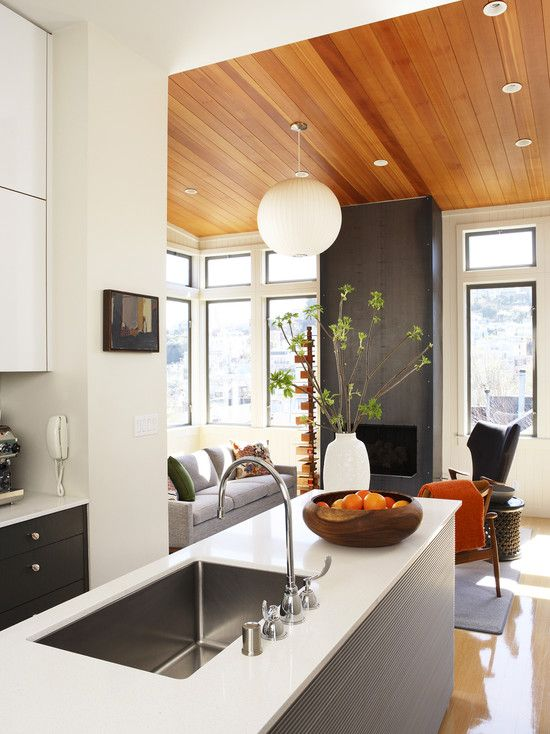 Modern Kitchen Design, Pictures, Remodel, Decor And Ideas   Page 10 Floors  On
