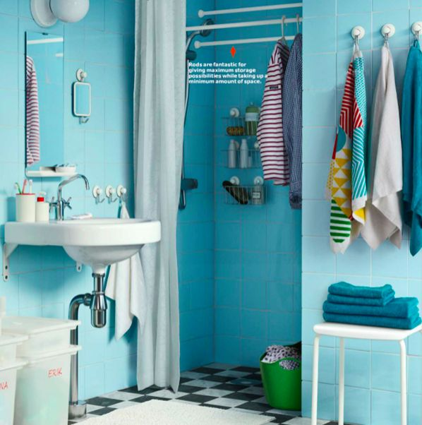 1000 images about ba os peque os on pinterest toilets - Banos pequenos ikea ...