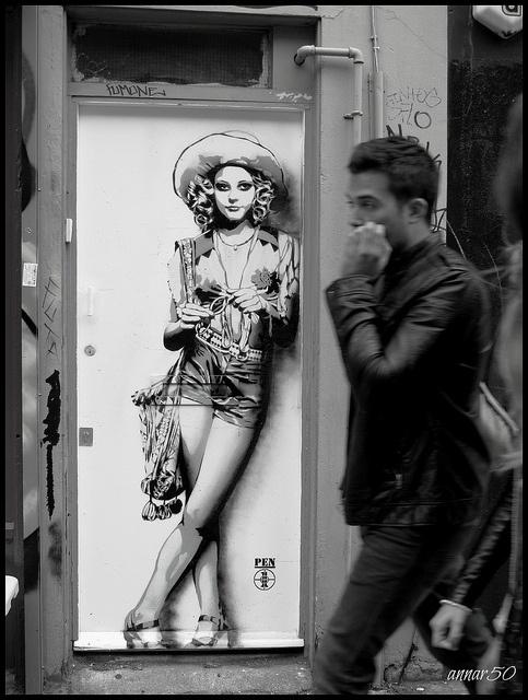 By PEN1. Redchurch street, London