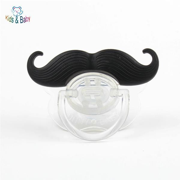 Choice of Hilarious Silicone Baby Binky Pacifiers