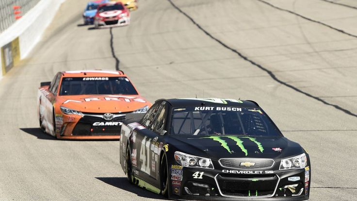 A look at the starting lineup for all 39 drivers in the 2016 Kobalt 400 from Las Vegas, starting with Kurt Busch in the pole position.