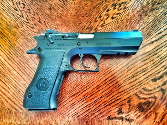 Magnum Research 9mm Baby Desert Eagle.