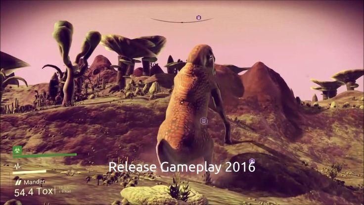 No Man's Sky Release Trailer