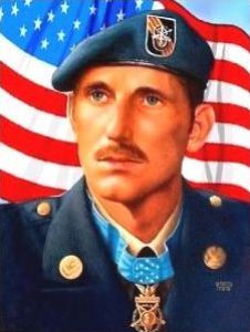 MILLER, FRANKLIN D   Rank and organization: Staff Sergeant, U.S. Army, 5th Special Forces Group, 1st Special Forces  Place and date: Kontum Province, Republic of Vietnam, 5 January 1970 Entered service at: Albuquerque, New Mexico Born: 27 January 1945, Elizabeth City, North Carolina