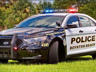 Boynton Beach Police. Protecting and serving.