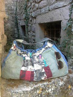 Jeans borse D7 le borse per la nostra estate  www.foodandbeautypassion.com