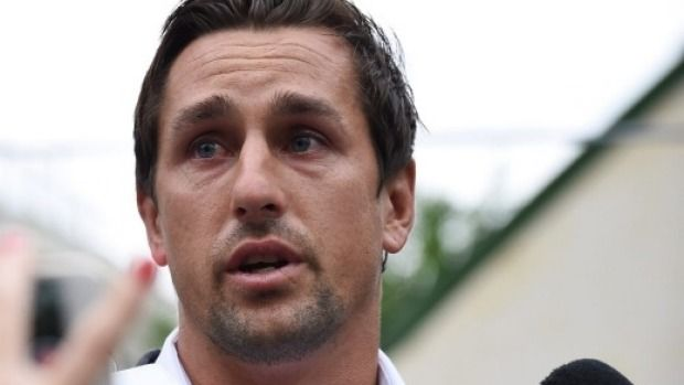 Mitchell Pearce fined and banned by NRL over drunken spree #NRL...: Mitchell Pearce fined and banned by NRL over drunken spree #NRL… #NRL