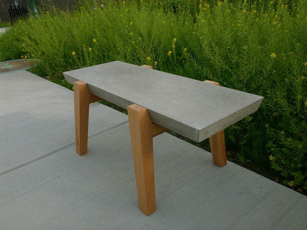22 Best Images About Concrete Table On Pinterest Legs Concrete Furniture And Teak