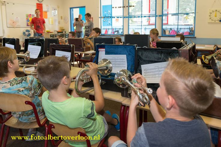 Muziekdag josefschool overloon