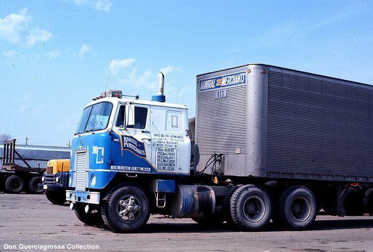 128 best images about trucking companies on pinterest for Admiral merchants motor freight