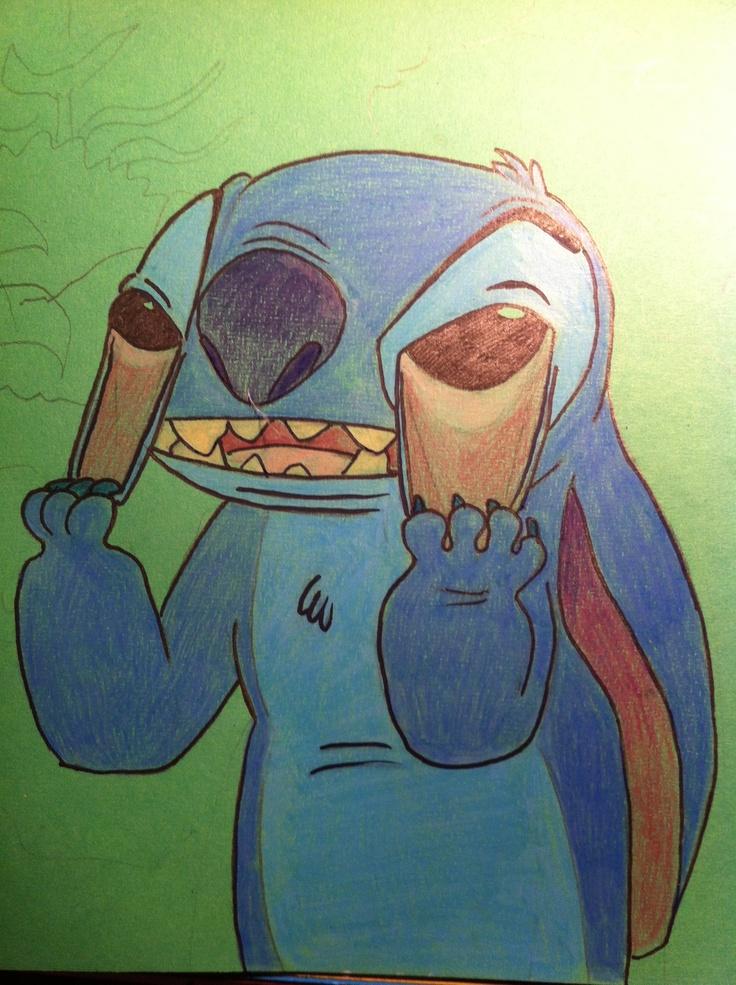 Stitch.. Lunedì mattina!