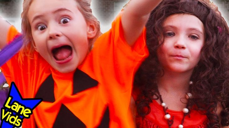 It's #Halloween so it's time for the LaneVids Halloween Special 2017. The kids dressed up to go trick or treating in our halloween vlog and Amelia is a pumpkin and Jacques is a Black Cat. You HAVE to watch our latest video! https://www.youtube.com/playlist?playnext=1&list=UUu9UOdsWTNRopIP-RSWuEDQ   We went trick or treating at our friend's Heather (@itsabigworldbaby) & Carlo's house in this year's halloween vlog.  Their daughter Audrey dressed up as Disney's Moana & Violet was Belle from…