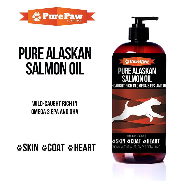 Organic wild caught pure alaskan salmon oil for allergy for Fish oil for dog allergies