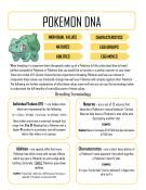 "5 Pokemon Breeding Changes in Pokemon Sun and Moon // Do you know your Pokemon's DNA? Make sure to find out all about it by joining the Johto Press Blog for your free ""Beginner's Guide To Pokemon Breeding"" Sun + Moon Edition at: http://eepurl.com/b-yIpL"