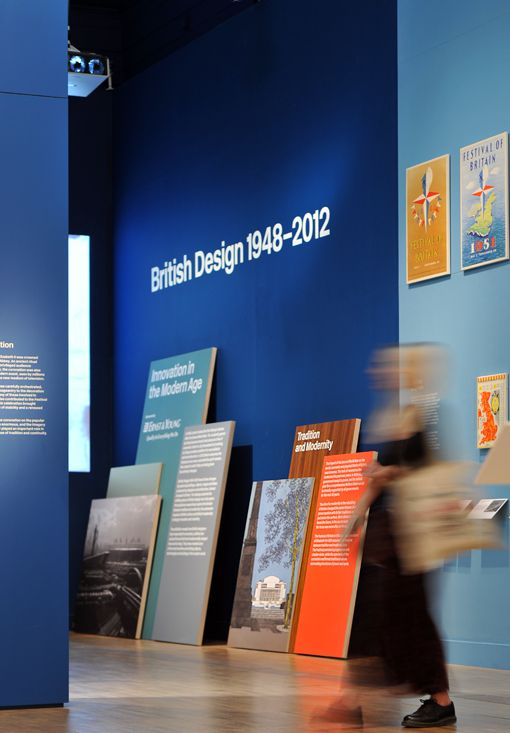 British Design 1948-2012: Innovation in the Modern Age V&A exhibition