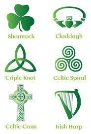 Image result for tattoos irish symbols                              …