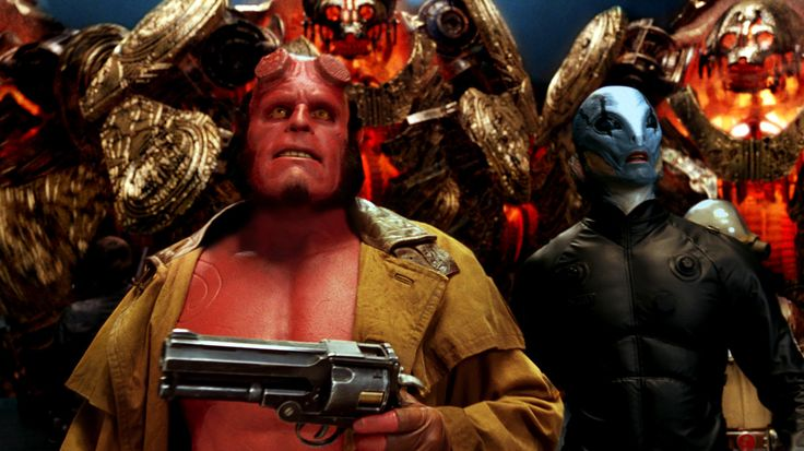 Hellboy Movie Characters | Hellboy Golden Army